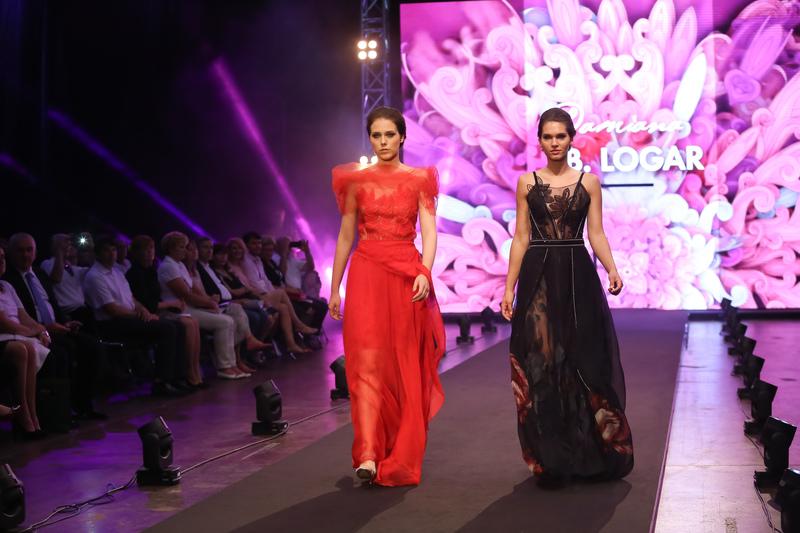 Čipkasti modni spektakel 2016